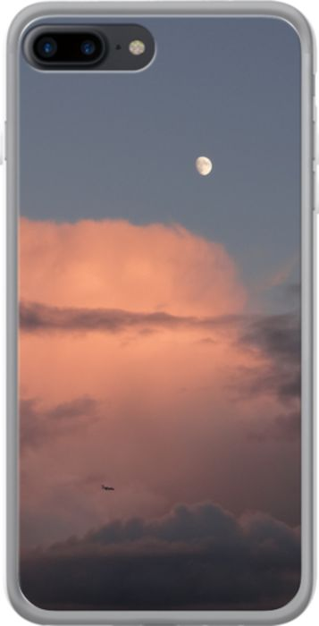 """The Kase   Creators workshop """"Rose cloud and bright moon"""" phonecase #phonecases #cases #TheKasi"""