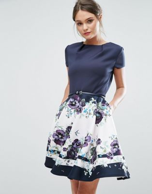 Ted Baker Stefh Skater Dress
