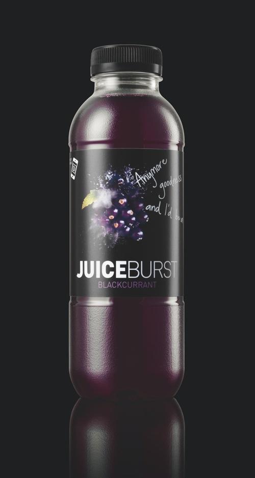 JuiceBurst Blackcurrant