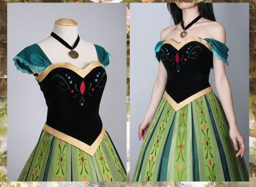 1000 Ideas About Anna Coronation Dress On Pinterest