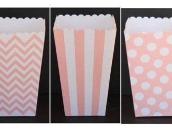 12 cajas de cajas de palomitas de maíz tratar de por creativeexpres                                                                                                                                                                                 Más