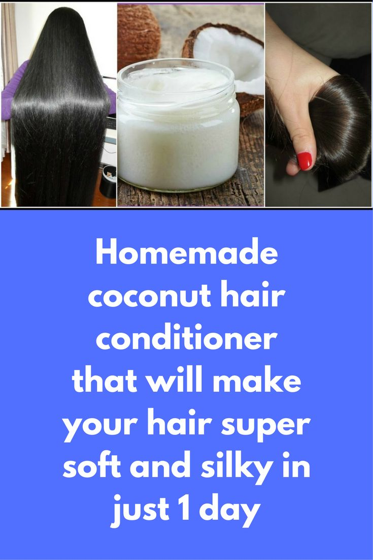 Homemade coconut hair conditioner that will make your hair super soft and silky in just 1 day Today I am sharing a very easy yet extremely effective DIY coconut hair conditioner. It will deeply condition rough and dry hair,turning them into soft and shiny. To prepare this conditioner you will need Coconut milk, make sure it is free of sugar and unflavoured Aloe vera gel Vitamin E capsules (Optional) Preparation In a …