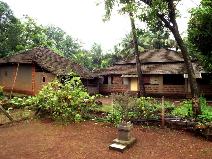 Typical konkan house pinterest backpacker for Konkan home designs