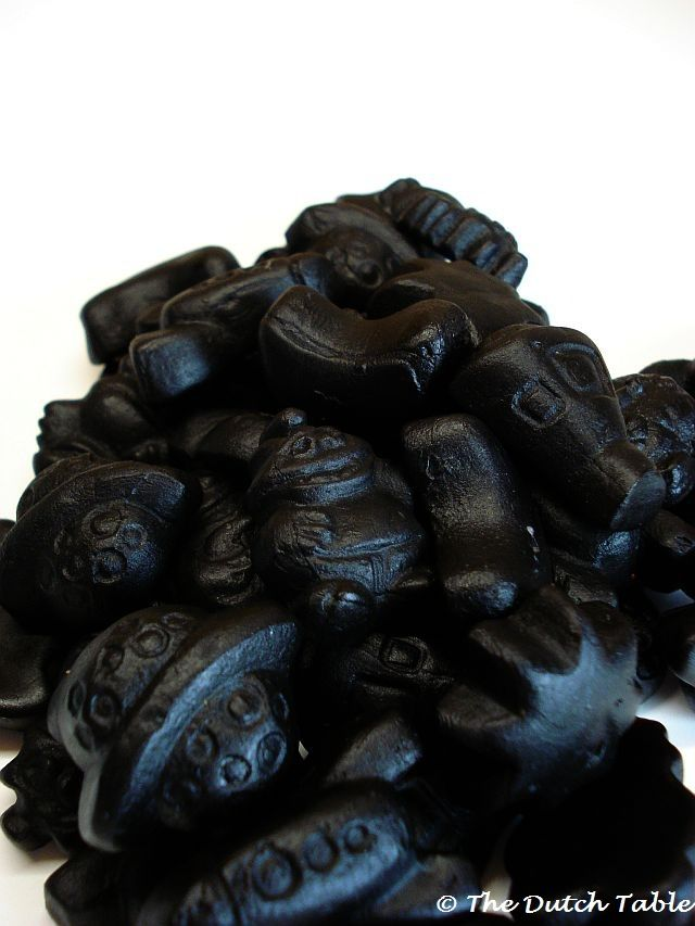 Drop (Dutch Black Licorice)