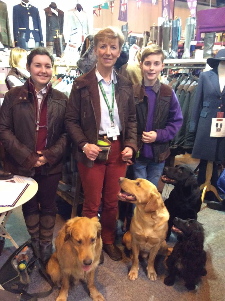 Team GB junior Agility in our Roxy jacket at Crufts #TeamGB #Roxy #crufts #crufts2017 #dogs #style #fashion #jacket