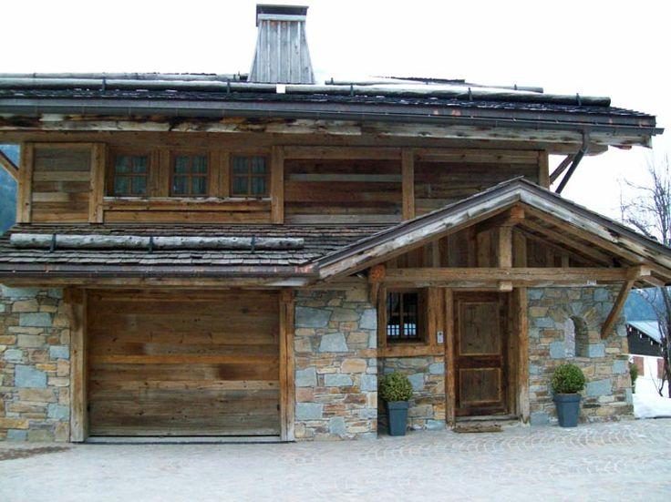 Gatto charpente chalets et menuiserie en haute savoie 74 for Constructeur maison individuelle haute savoie