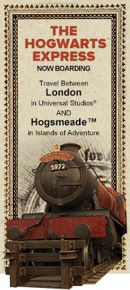 What? A new addition to Harry Potter World! I. MUST. GO. BACK!
