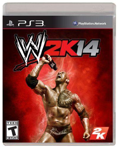 WWE 2K14 - Playstation 3 #WWE #2K14 #Playstation