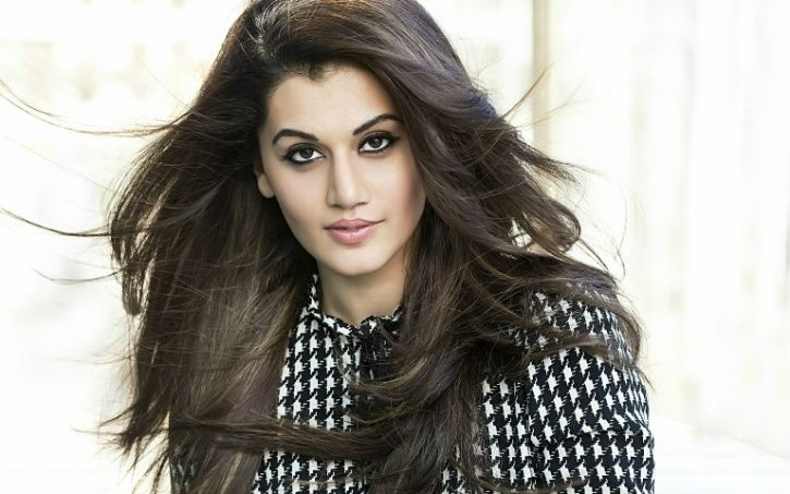 'I Was Touched Inappropriately', Tapsee Pannu Reveals She Was Eve-Teased In Delhi