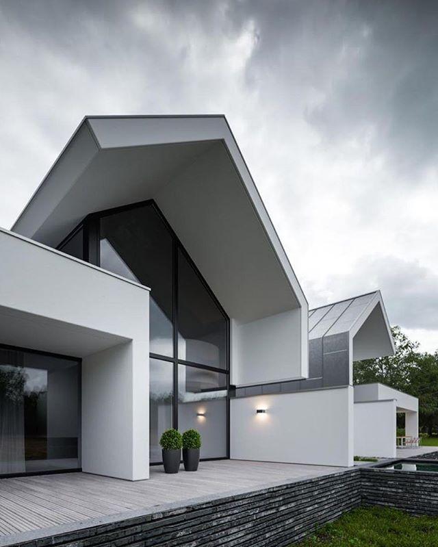 #architecture_hunter Woonhuis Zwolle, by Mass Architecten