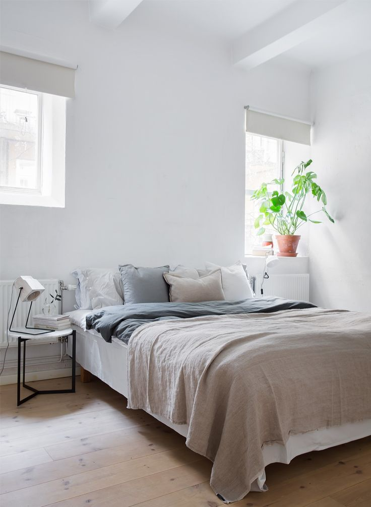 Linen + White