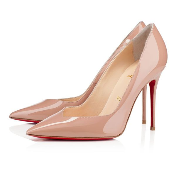 Chrisitan Louboutin Sandals outlet sale the beautiful \u0026 cozy shoes- Christian  Louboutin Completa Pumps in inexpensive price. Purchase Christian Louboutin  ...