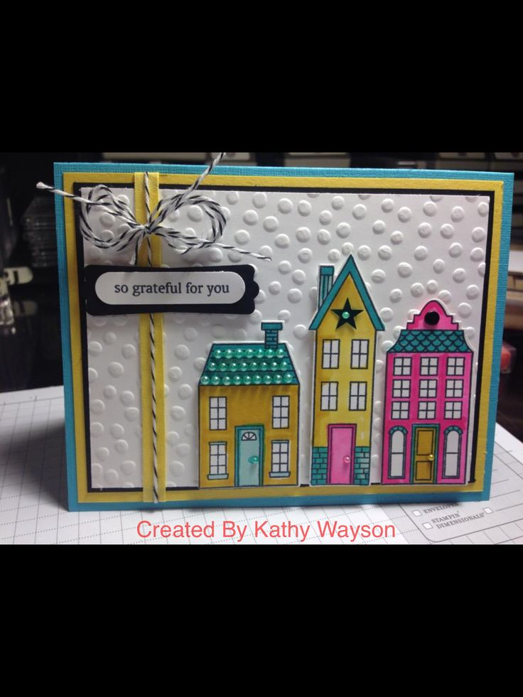 Holiday Home - Stampin' Up!