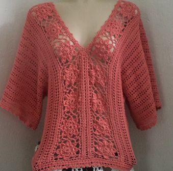 fácil de crochet: