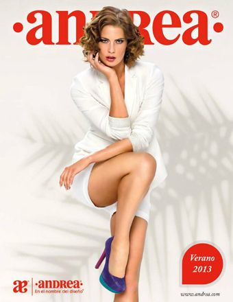catalogo de calzado andrea verano 2013