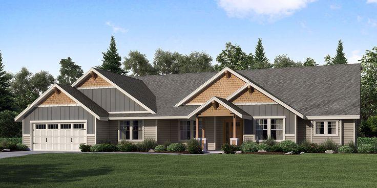 The Tamarack | Custom Floor Plan | Adair Homes