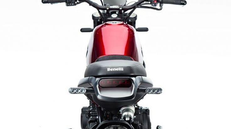 Benelli Leoncino Concept | Novedades | Motociclismo.es