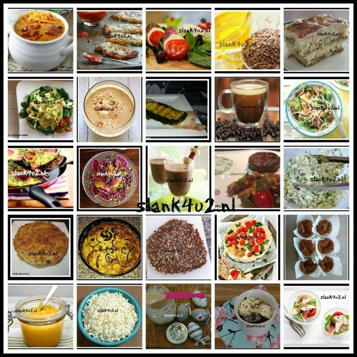 Gebruik de zoekfuncties om makkelijk en snel recepten te filteren en en duidelijk overzicht te krijgen van de recepten die je wil. Je kunt zoeken op tag, categorie, maaltijd, maar ook ingrediënten. Je kunt er een gebruiken, maar ook allemaal.