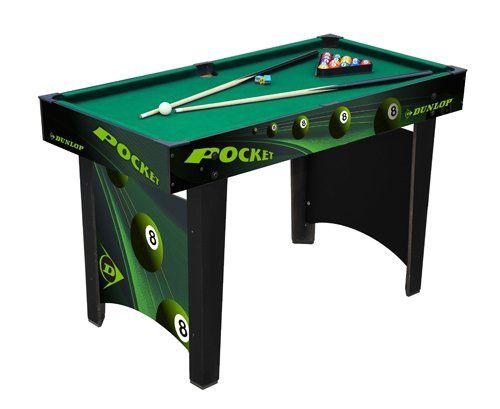 Pooltafel - Pocket (Dunlop) #pooltafel #pool #biljart #dunlop