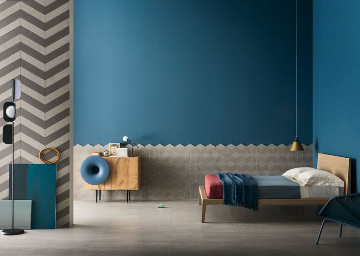 Trame is a composite project because it brings colours, materials, and shapes together in perfect harmony.