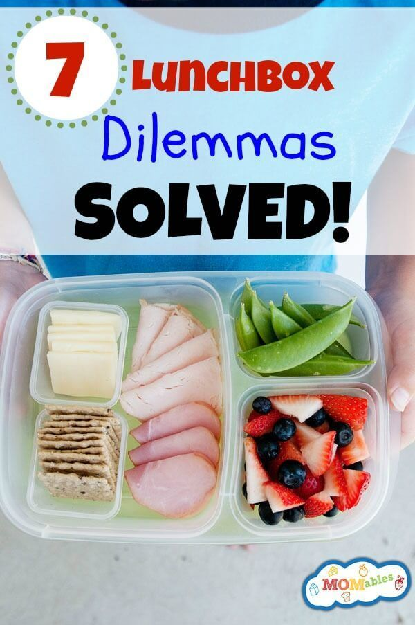 Today I am excited to share some great school lunch packing tips from my friend Laura Fuentes with MOMables! We all know that we should be packing our kids a variety of colorful, wholesome, healthy foods they will love, but sometimes that is just easier said than done. And that's exactly why Laura, mom of three kids ages 7-years-old and younger, came up with an idea for helping parents make this a reality.