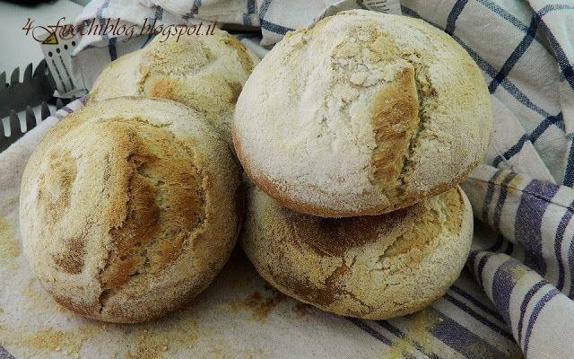 e nomi diversi, rendono questo pane sempre particolar