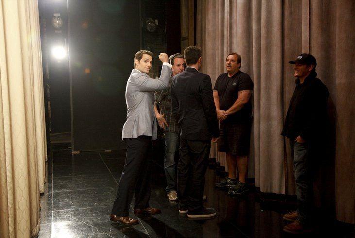 Henry Cavill News: Must Watch: 'Batman v Superman' Cast On 'Conan'