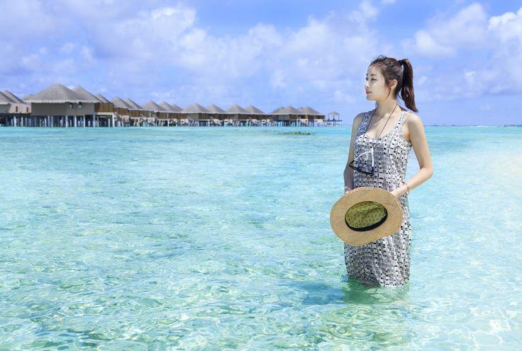 Kang Sora Holiday in Maldives (ADAARAN PRESTIGE VADOO RESORT )