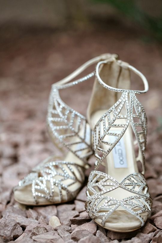 17 Best ideas about Silver Wedding Shoes on Pinterest ...