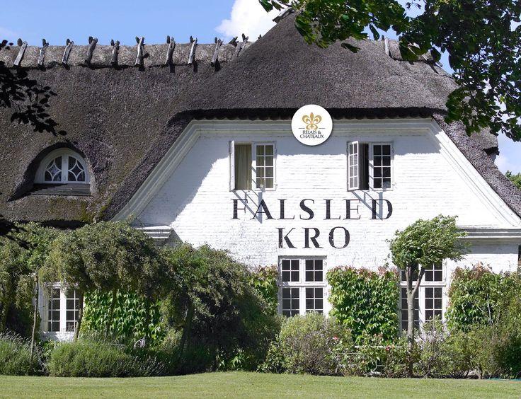 Falsled Kro mellem Fåborg og Assens er bestemt et besøg værd