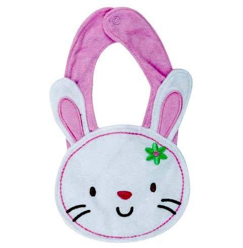 Rabbit Bib    Condition  New      Rabbit Feeding Bib  Contact Letima House Baby Shop : Text & Whatsapp: +62-877-8080-6878  Blackberry Pin : BBM: 512B5D2E / 74B97998