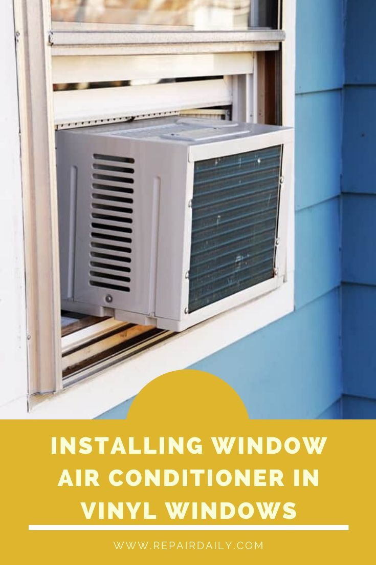 In Mid Summer Last Year I Finally Decided To Buy A Window Air