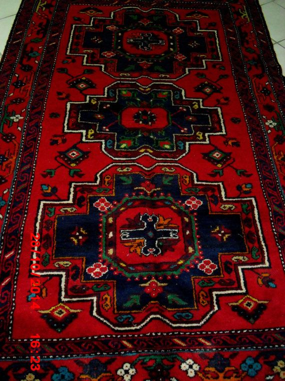 Check out this item in my Etsy shop https://www.etsy.com/listing/211957578/vintage-antique-caucasian-carpet-kilims
