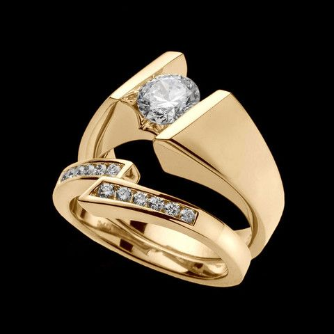 Techla Engagement Ring