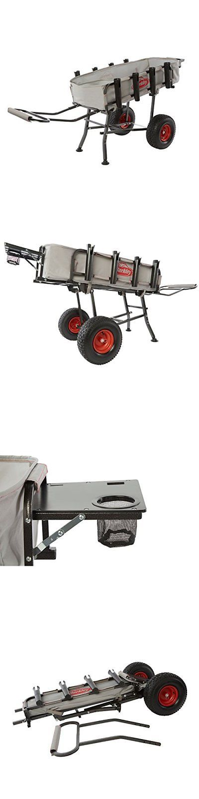 Fishing Carts and Wagons 179993: Berkley Fishing Cart 028632640913 -> BUY IT NOW ONLY: $249.68 on eBay!