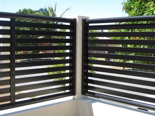 Clik N Fit Fencing Gates Is A Click Together Slatting System Designed To Fit Inside Lysaght Neetascreen Post Rail Not Only Fencing Gates Fence Diy Fence