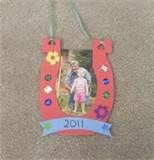 Image detail for -Cowboy-Western Crafts - Busy Bee Kids Crafts: Fun and Easy Crafts Horse shoe picture frame