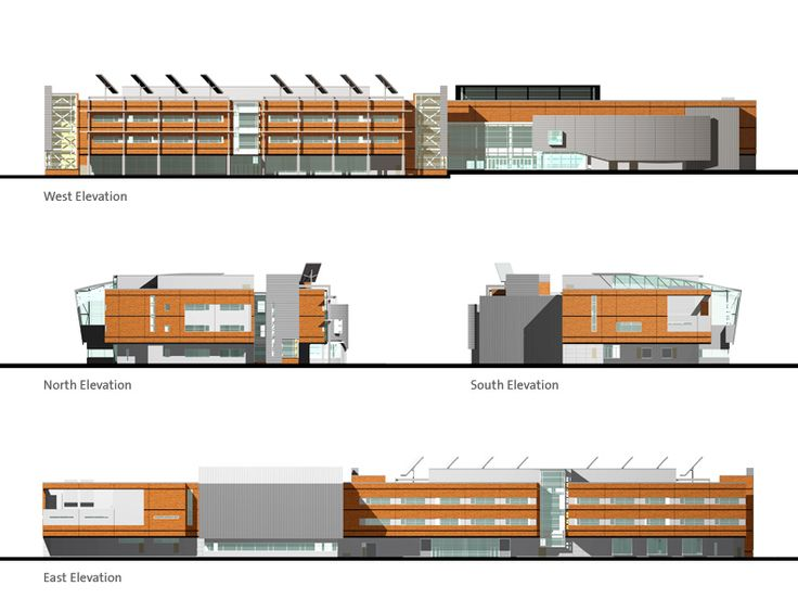 Front Elevation Of School Building : Best images about theatre ideas on pinterest parks