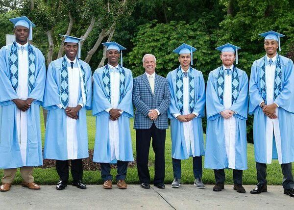 This is so sweet! The class of 2016 mens basketball | University of North Carolina
