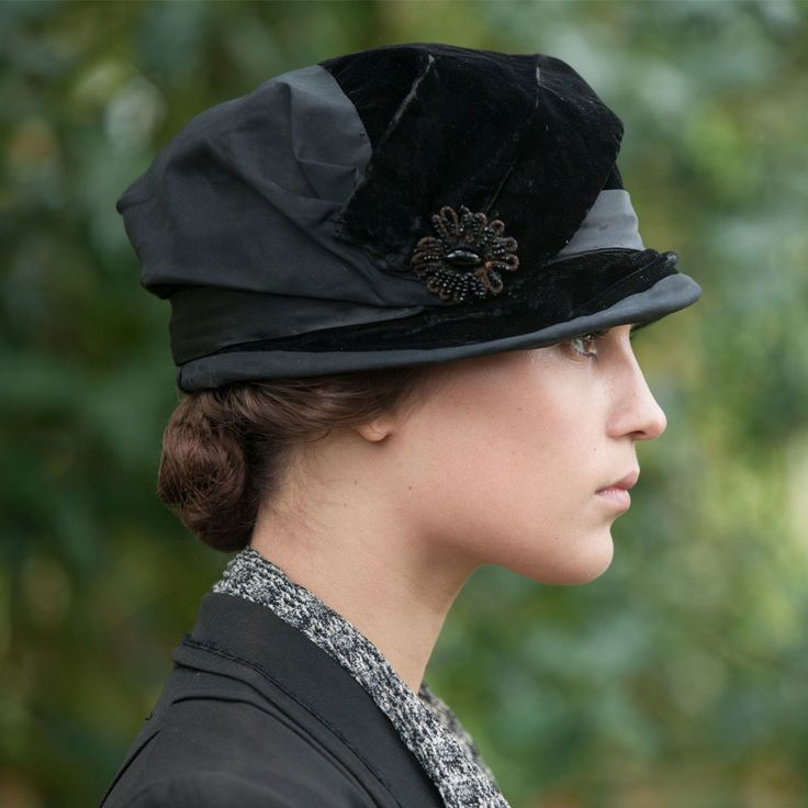Alicia Vikander in Testament of Youth, costumes designed by Consolata Boyle.