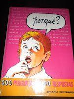 JMF - Livros Online: Porquê? - 500 Perguntas 1000 Respostas