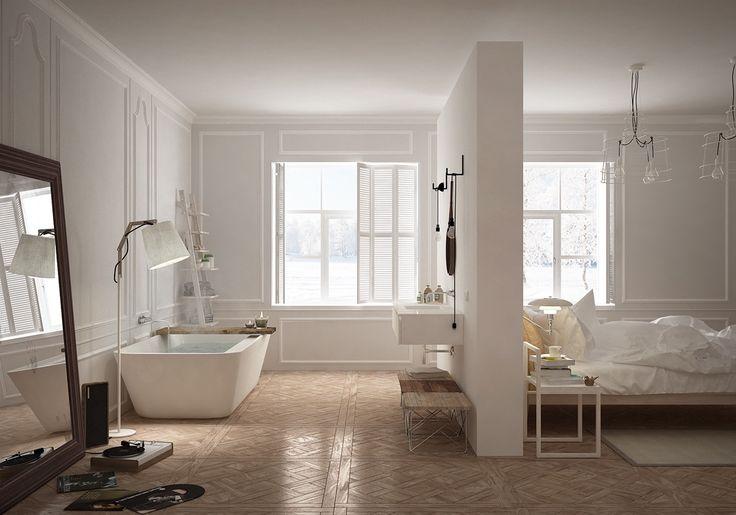 Wat is er beter om te ontspannen dan een goedenlekker warm bad na een drukke dag? Ontspannen in een goed en lekkerwarm bad dat er op de koop toe oo