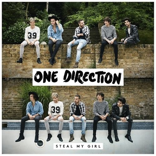 One Direction: Steal my girl (CD Single) - 2014.
