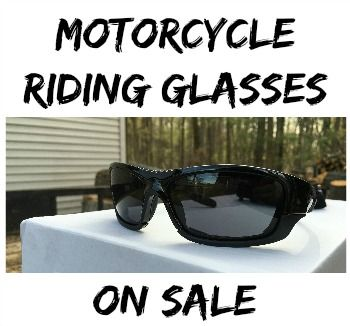 The perfect motorcycle glasses can be hard to find. Endless vendors and options make the search for a good fit seem harder than it should be. Not anymore.