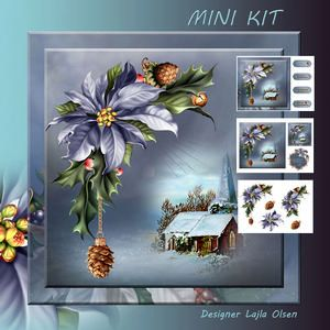 Home for Christmas on Craftsuprint - View Now!