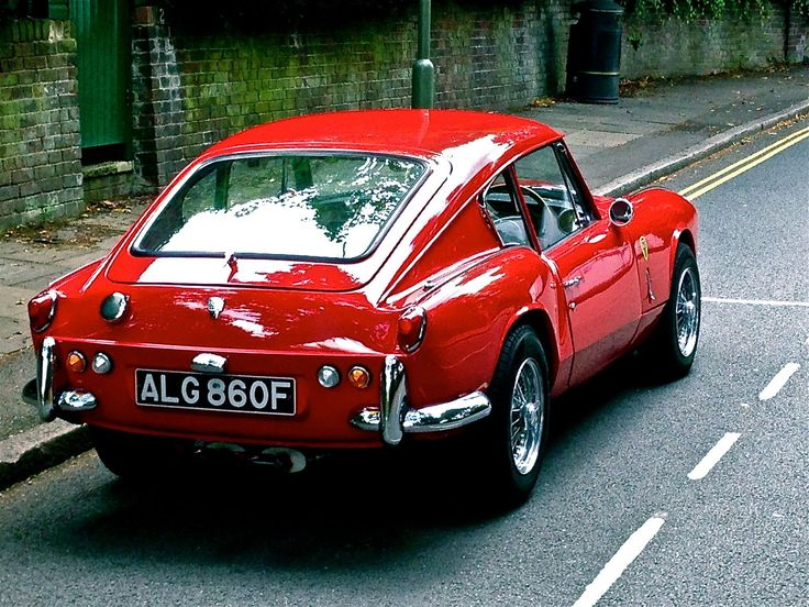 1967 TRIUMPH GT6 MK1 SPORTS COUPÉ