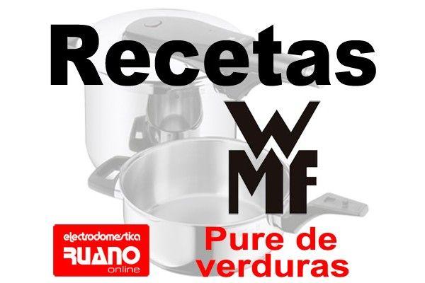 Receta De Wmf Puré De Verduras Electrodomestica Ruano Recetas Olla Recetas Lentejas Estofadas