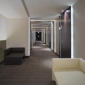 top Italian design for a hallway at 5 star hotel Dubai UAE