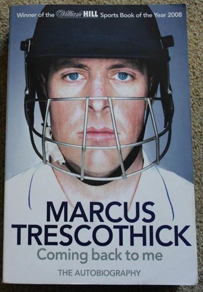 Marcus Trescothick - Autobiography