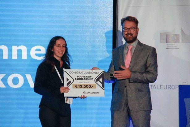 De Europese Commissie en The App Academy maken winnaar eSkills for Jobs 2016-competitie bekend - http://appworks.nl/2016/10/19/de-europese-commissie-en-the-app-academy-maken-winnaar-eskills-for-jobs-2016-competitie-bekend/